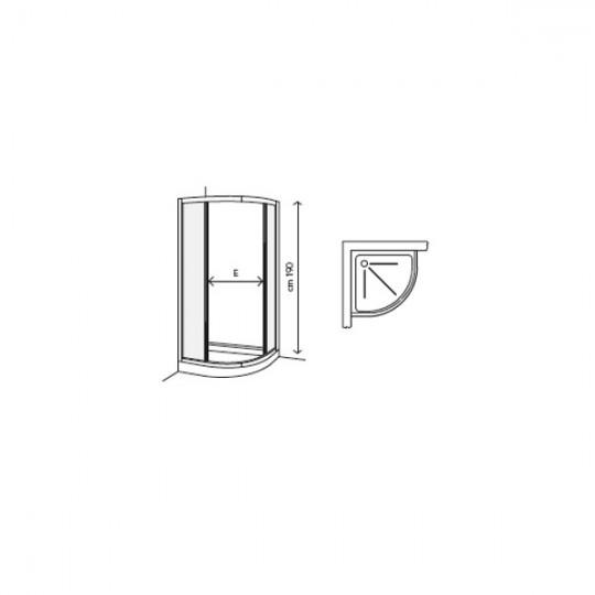 tda - pareti doccia - bagno - stip arredo bagno, idraulica e benessere - Tda Arredo Bagno