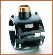COLLARE ELETTROFUSIONE 140x2 PN16 PE100