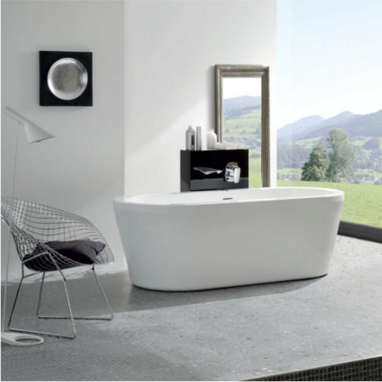 Jacuzzi vasche e cabinati doccia bagno stip arredo for Vasca centro stanza