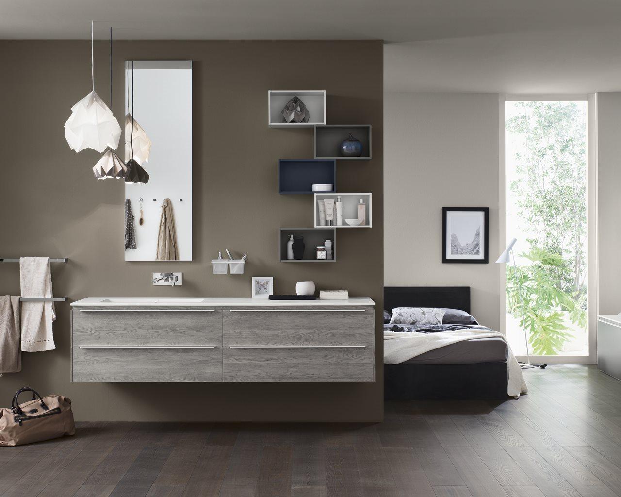 blog - doppio lavabo? noi diciamo sì, salvando spazi e comodità ... - Fiora Arredo Bagno