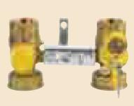MENSOLA CONTATATORI GAS 1x11/4 PCP