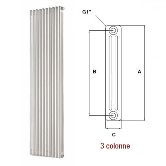 ELEMENTO COMBY 3 COL H 0660