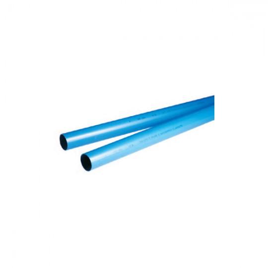 TUBO PVC D 50 BLU MT 2