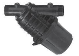 FILTRO PVC RETE INOX 11/4