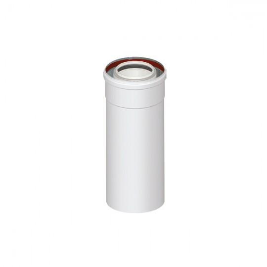 TUBO COASSIALE 80-125x1000
